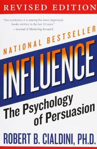 influence- the psychology of persuasion- robert cialdini-marketing books-www.ifiweremarketing.com