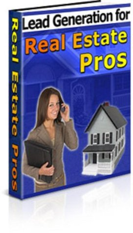Lead Generation For Real Estate Pros!