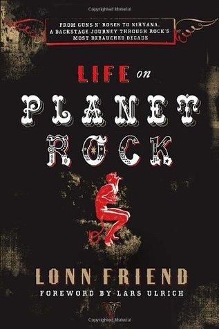Life on Planet Rock by Lonn Friend