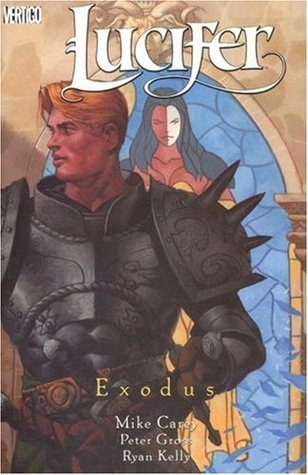 Lucifer, Vol. 7: Exodus