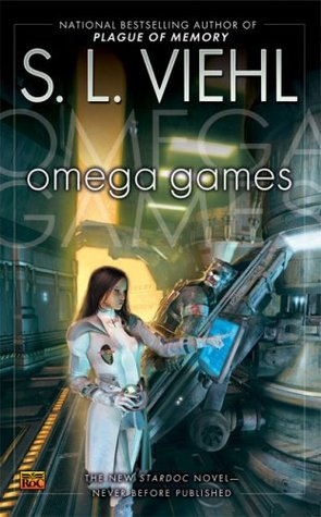 Omega Games by S.L. Viehl