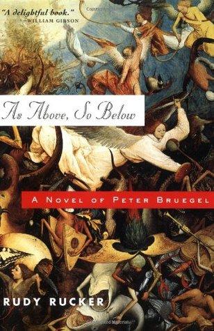 As Above, So Below: A Novel of Peter Bruegel