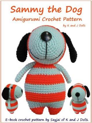Sammy the Dog Amigurumi Crochet Pattern