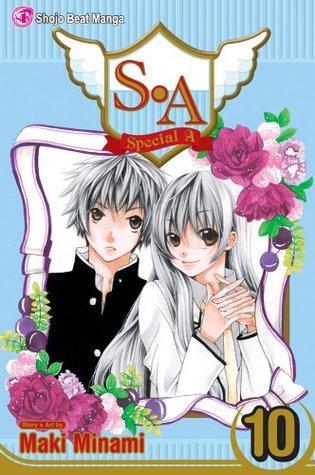 Special A, Vol. 10 by Maki Minami