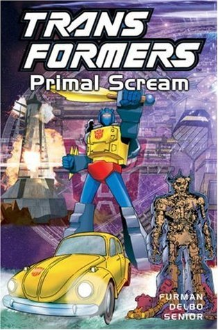 Transformers: Primal Scream