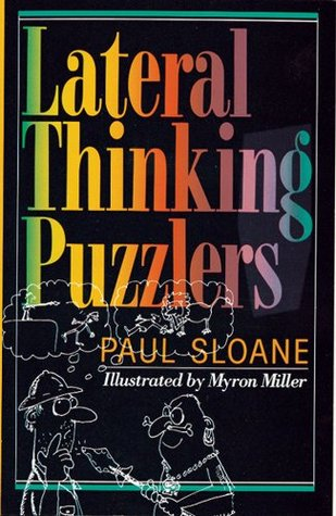 Lateral thinking puzzlers by paul sloane 10673 fandeluxe Gallery