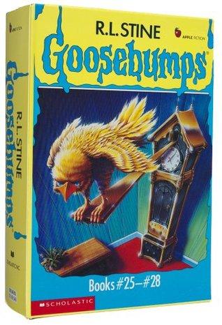 Goosebumps Boxed Set by R.L. Stine