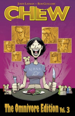 Ebook Chew: The Omnivore Edition, Vol. 3 by John Layman TXT!