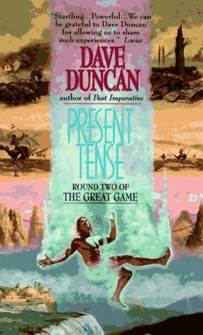 Present Tense (The Great Game, #2)