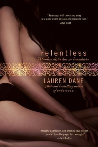 Relentless (Federation Chronicles, #2)