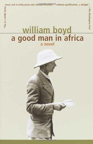 A Good Man in Africa Book Cover