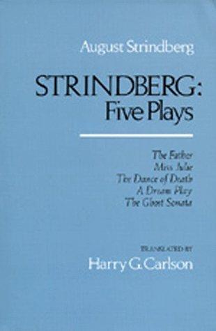 Strindberg: Five Plays