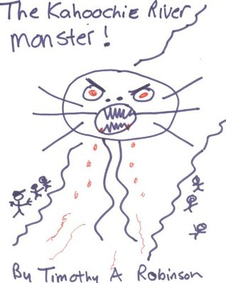 The Kahoochie River Monster!