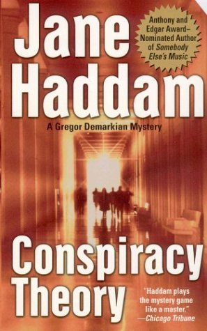 Conspiracy Theory by Jane Haddam