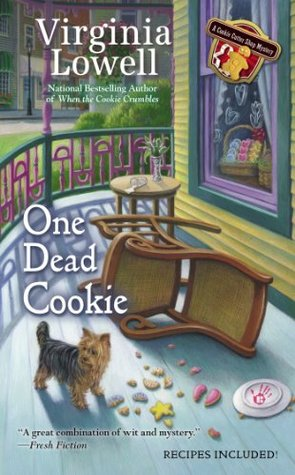 One Dead Cookie (Cookie Cutter Shop Mystery, #4)