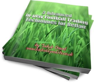 3 Advanced In-play Football Trading Techniques for Betfair