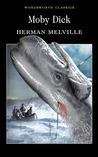 Moby Dick by Herman Melville cover image