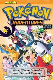 Pokemon Adventures, Vol. 14