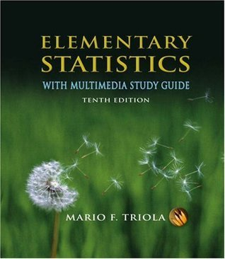 Elementary Statistics [with Multimedia Study Guide]