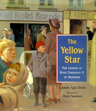 The Yellow Star by Carmen Agra Deedy