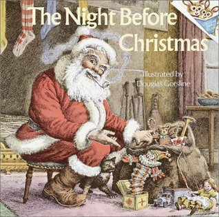 The Night Before Christmas by Douglas W. Gorsline