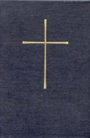 1979 Book of Common Prayer Economy Edition: Black Imitation Leather