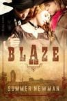Blaze by Summer Newman