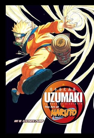 The Art of Naruto by Masashi Kishimoto
