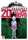 Naoki Urasawa's 20th Century Boys, Volume 21 by Naoki Urasawa