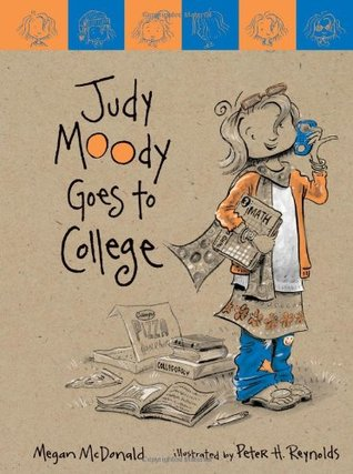 judy moody goes to college epub