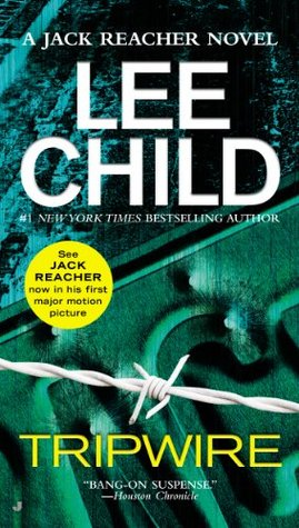 Book Review: Lee Child's Tripwire