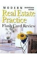 Modern Real Estate Practice Flashcards