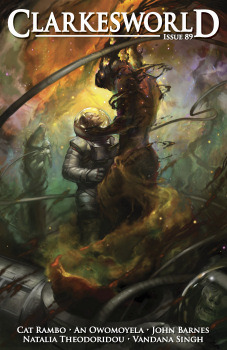 Clarkesworld Magazine, Issue 89 (Clarkesworld Magazine, #89)