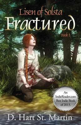 Fractured (Lisen of Solsta, #1)