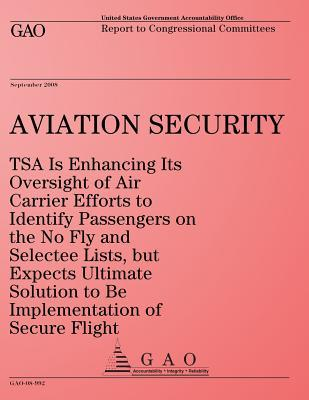 Aviation Security: Tsa Is Enhancing Its Oversight of Air Carrier Efforts to Identify Passengers on the No Fly and Selectee Lists, But Expects Ultimate Solution to Be Implementation of Secure Flight: Report to Congressional Committees