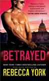 Betrayed (Rockfort Security, #2)