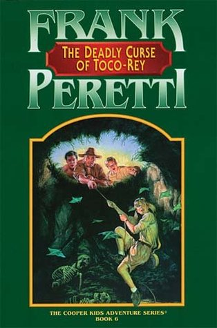 The Deadly Curse of Toco-Rey(The Cooper Kids Adventures 6)