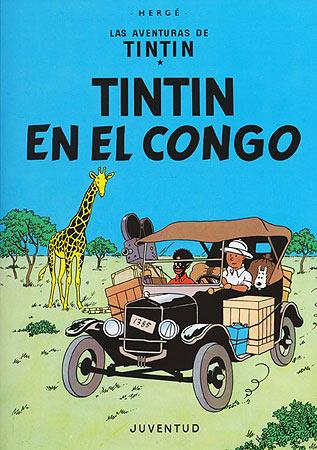 Las Aventuras de Tintín: Tintín en el Congo (Tintin, #2) por Hergé