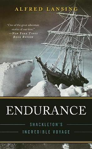 endurance libro  Endurance: Shackleton's Incredible Voyage by Alfred Lansing