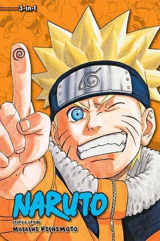 Naruto (3-in-1 Edition), Vol. 8: Includes Vols. 22, 23 & 24 (Naruto: Omnibus, #8)