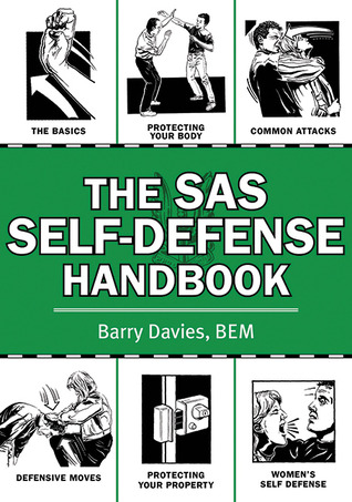 SAS Self-Defense Handbook by Barry Davies
