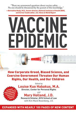 Vaccine Epidemic