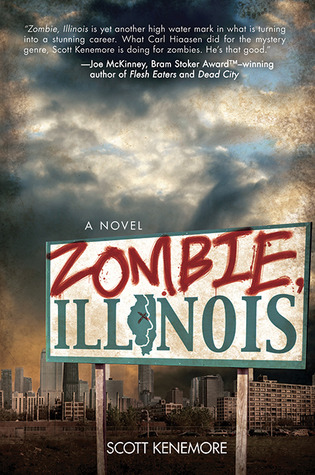Ebook Zombie, Illinois by Scott Kenemore read!