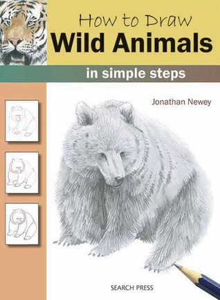 How to Draw Wild Animals: in simple steps