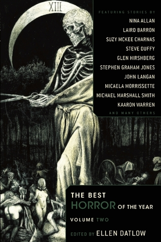 The Best Horror of the Year: Volume Two