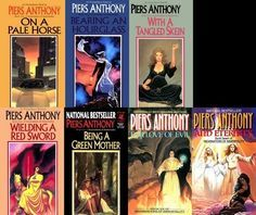 Incarnations Of Immortality by Piers Anthony