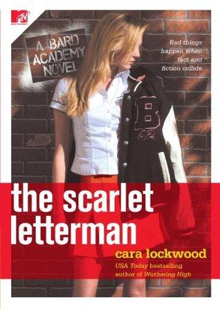 The Scarlet Letterman by Cara Lockwood