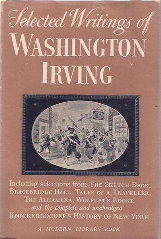 Selected Writings of Washington Irving