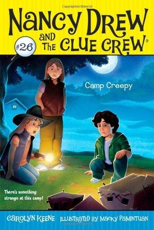 Camp Creepy (Nancy Drew and the Clue Crew, #26)