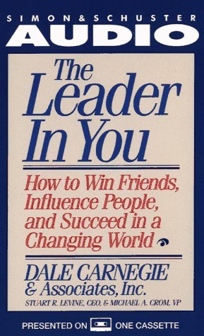 Ebook The Leader in You by Dale Carnegie read!